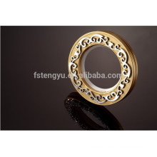 wholesale curtain accessory eyelet plastic curtain rings